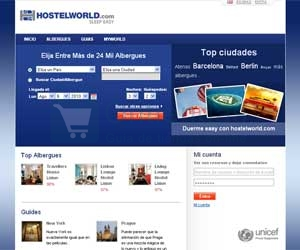 http://www.spanish.hostelworld.com