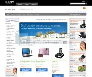 http://www.sonystyle.es